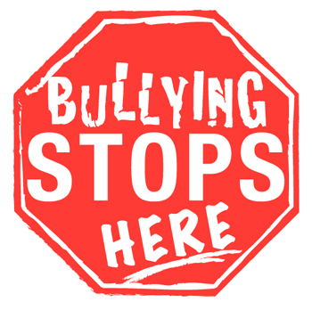 Bullying Stops Here Diagram