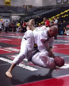 Terry Owens at NAGA
