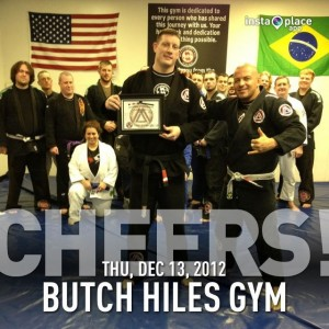 butch hiles 1st degree